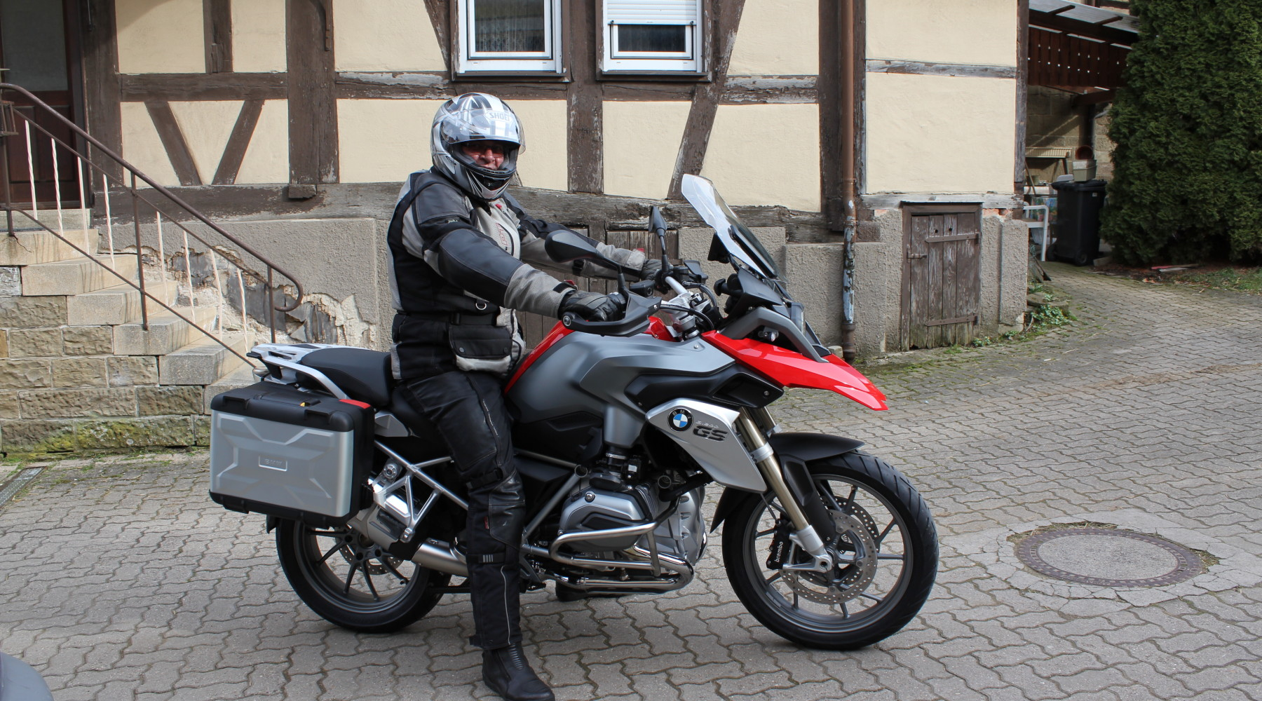 Motorrad BMW GS 1200