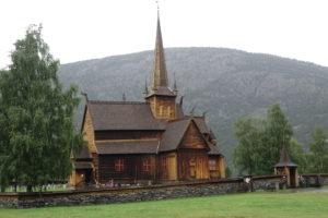 Stabkirche Liom